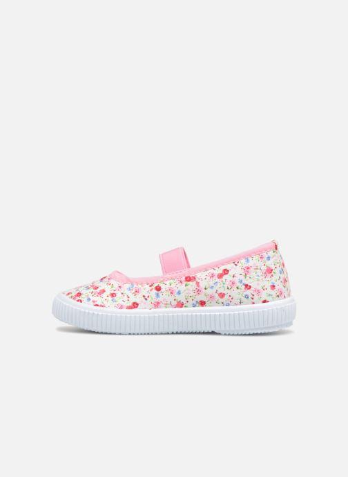 Ballerines I Love Shoes Belipa Rose vue face