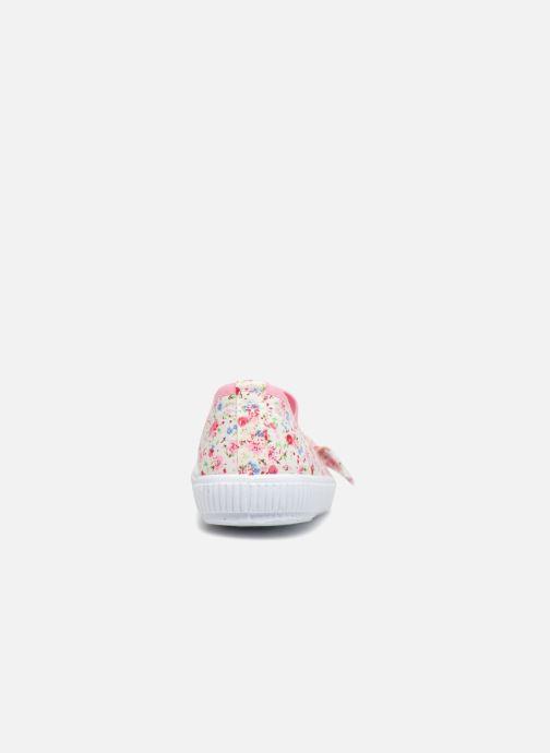 Ballerines I Love Shoes Belipa Rose vue droite