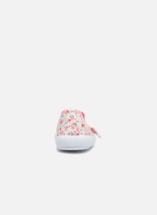 Bailarinas I Love Shoes Belipa Rosa vista lateral derecha
