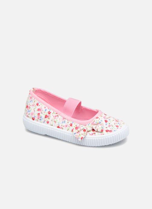 Ballerines I Love Shoes Belipa Rose vue détail/paire