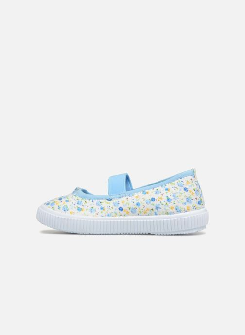 Ballerines I Love Shoes Belipa Bleu vue face