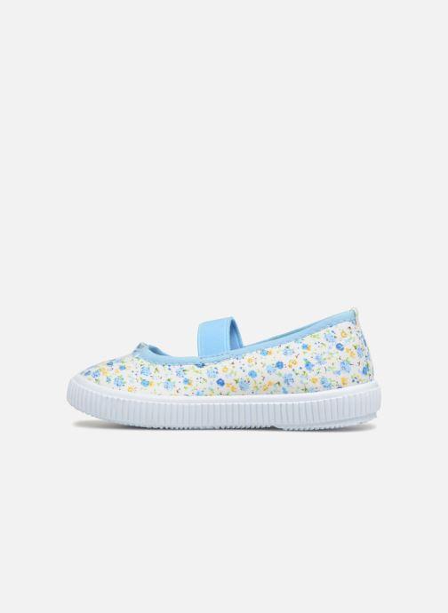 Bailarinas I Love Shoes Belipa Azul vista de frente