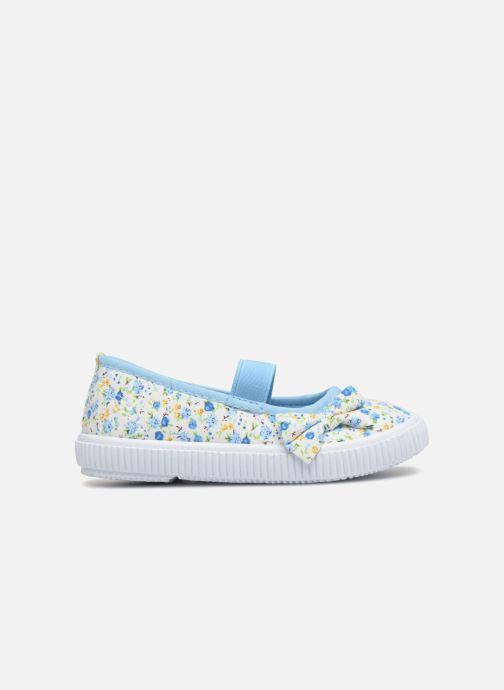 Bailarinas I Love Shoes Belipa Azul vistra trasera
