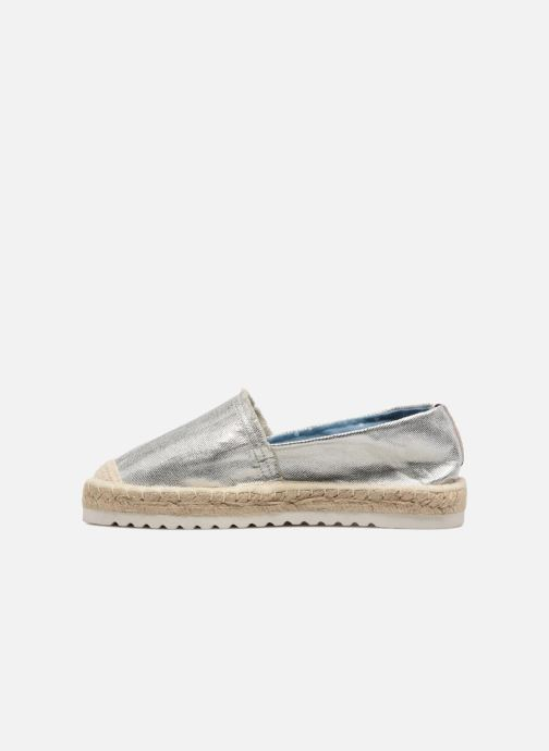 Espadrilles I Love Shoes Beyoni Argent vue face