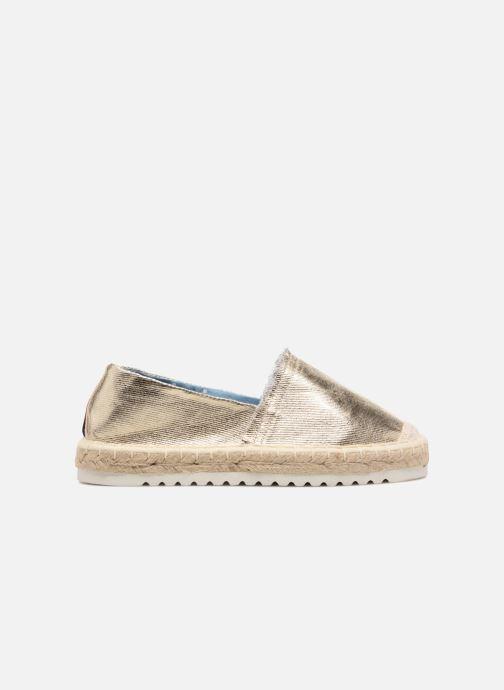 Scarpe di corda I Love Shoes Beyoni Oro e bronzo immagine posteriore