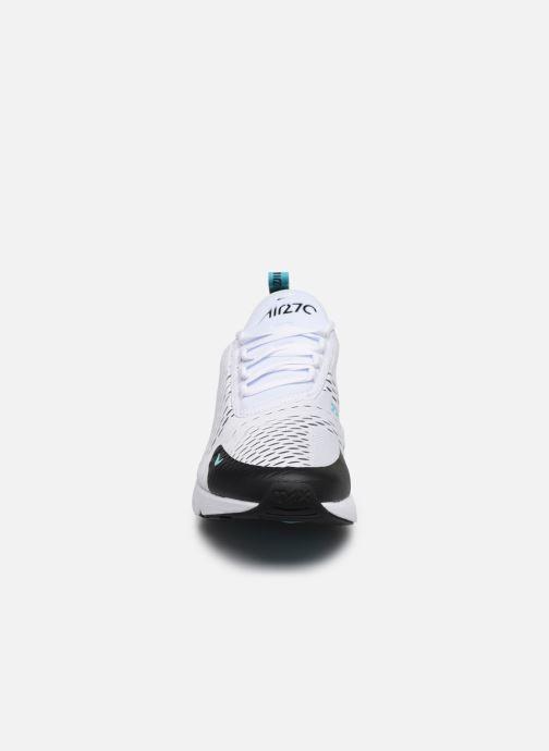 Sneaker Nike Air Max 270 weiß schuhe getragen