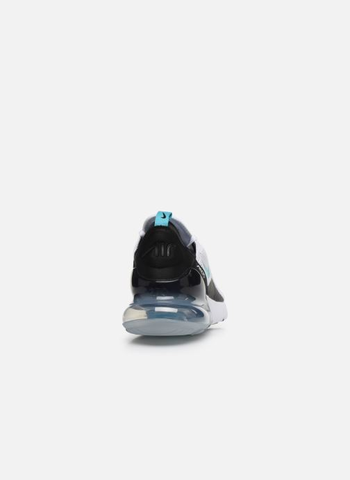 Sneaker Nike Air Max 270 weiß ansicht von rechts