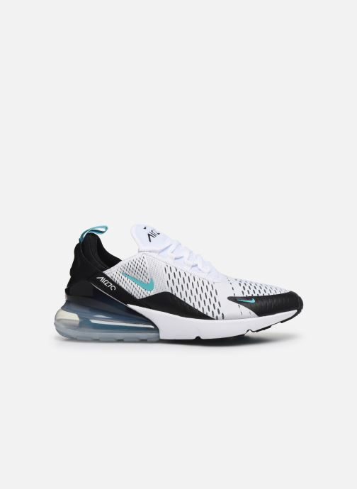 nike air max 270 trainer black white dusty cactus