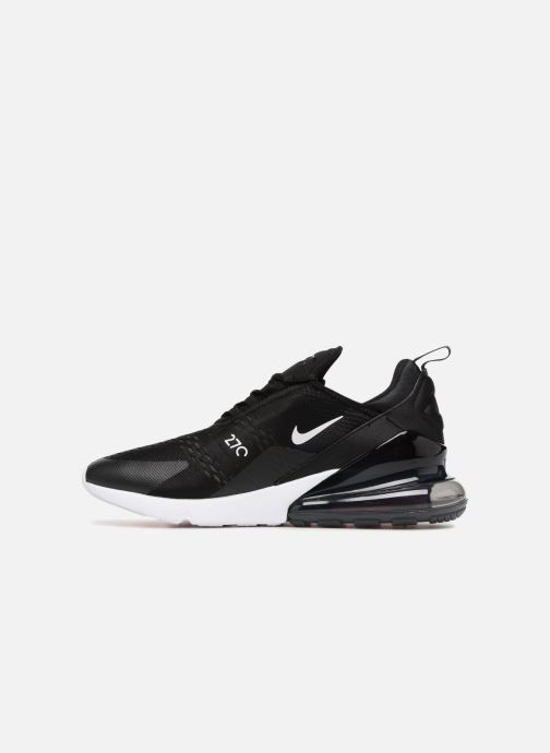 Sneaker Nike Air Max 270 schwarz ansicht von vorne