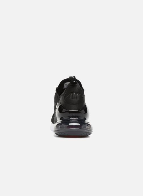 Sneaker Nike Air Max 270 schwarz ansicht von rechts