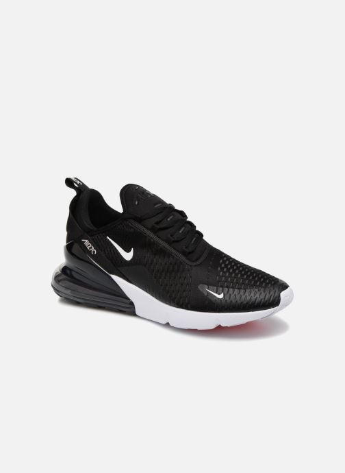 sports shoes 46fdc b9ed2 Baskets Nike Air Max 270 Noir vue détail paire
