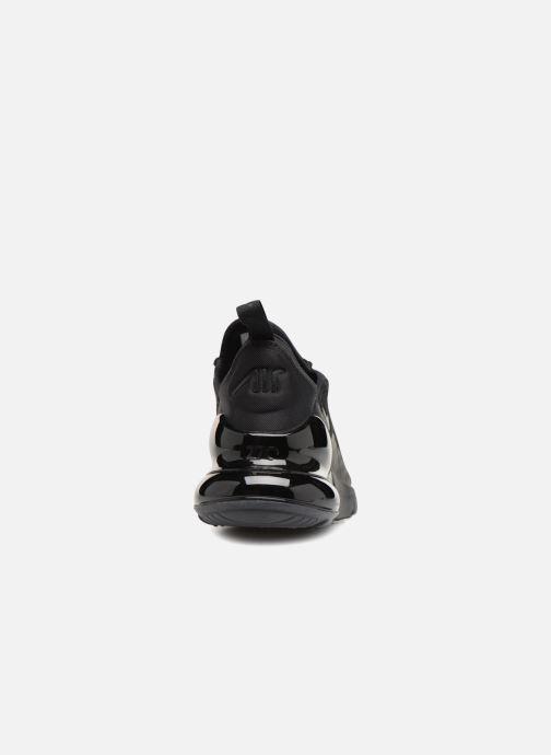 Sneakers Nike Air Max 270 Zwart rechts