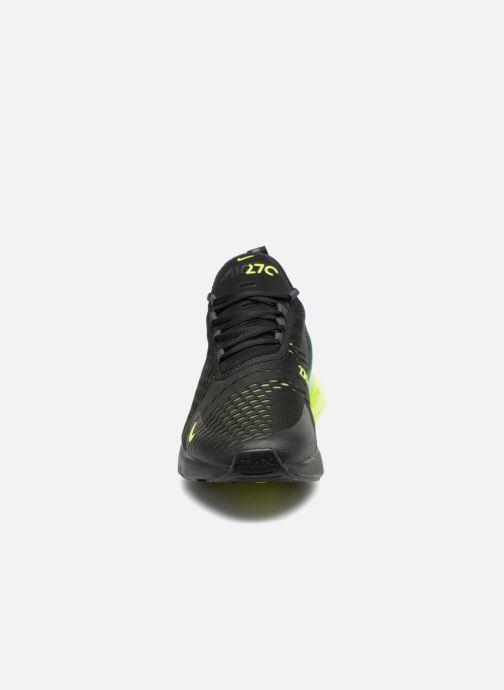 Baskets Nike Air Max 270 Noir vue portées chaussures