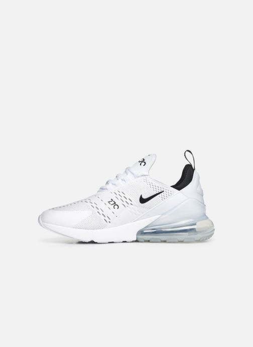 Sneakers Nike Air Max 270 Bianco immagine frontale