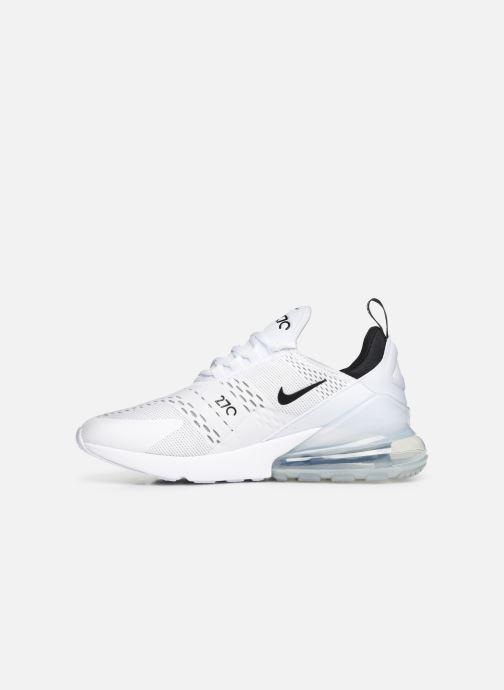 Sneaker Nike Air Max 270 weiß ansicht von vorne