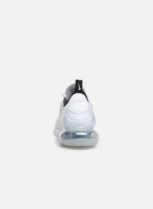 Trainers Nike Air Max 270 White view from the right