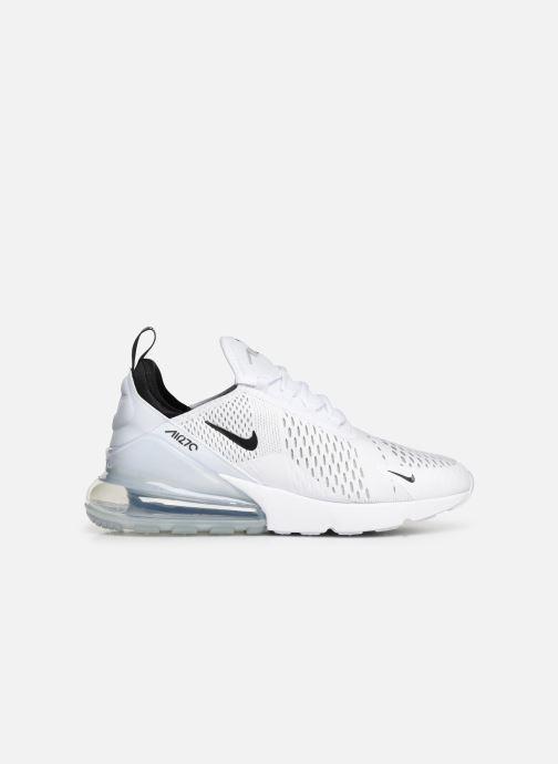 Sneaker Nike Air Max 270 weiß ansicht von hinten
