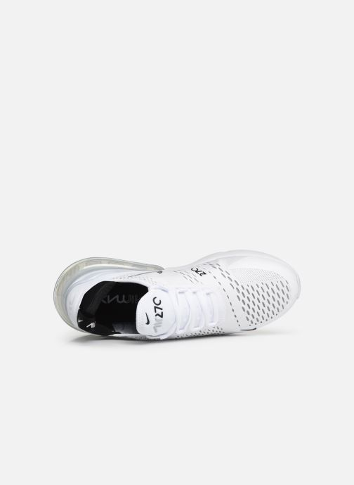 Trainers Nike Air Max 270 White view from the left