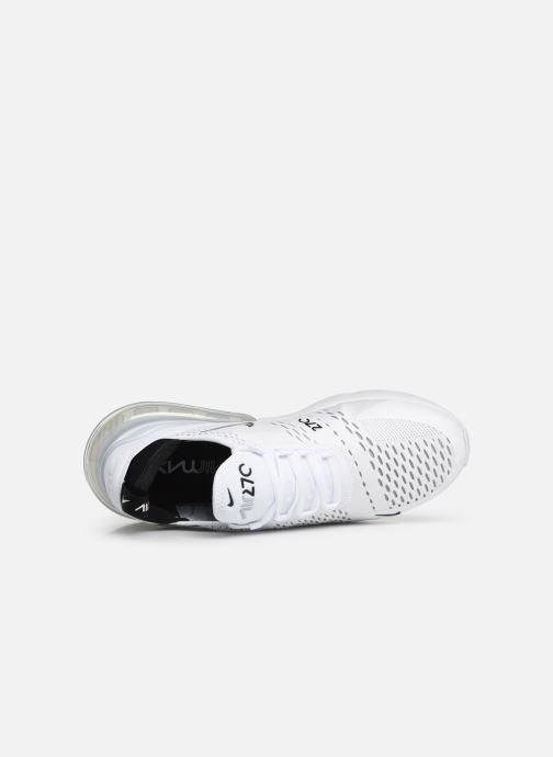 Sneaker Nike Air Max 270 weiß ansicht von links