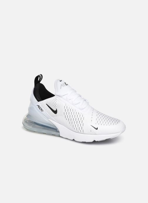 the latest 2a61c 5d6ac Baskets Nike Air Max 270 Blanc vue détail paire