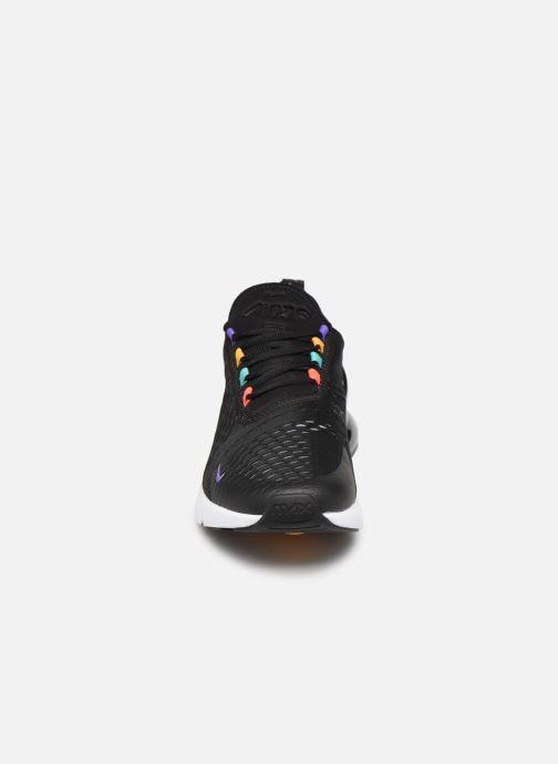 Sneaker Nike Air Max 270 schwarz schuhe getragen