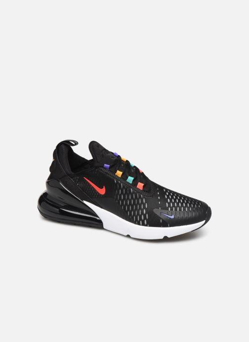 Sneaker Nike Air Max 270 schwarz detaillierte ansicht/modell
