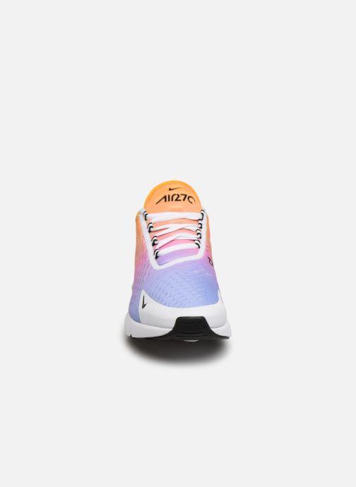 Baskets Nike Air Max 270 Multicolore vue portées chaussures
