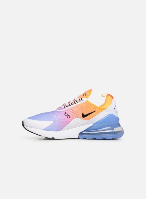 Sneaker Nike Air Max 270 mehrfarbig ansicht von vorne