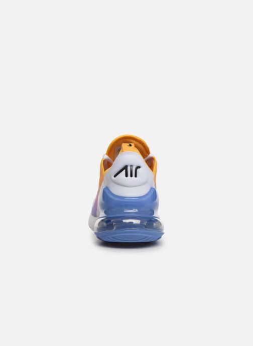 Sneaker Nike Air Max 270 mehrfarbig ansicht von rechts