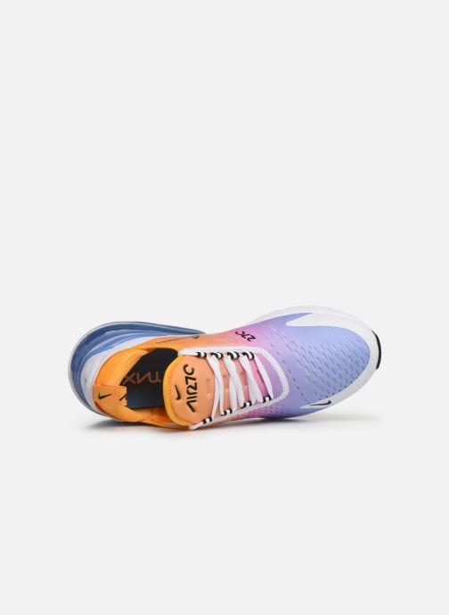 Sneaker Nike Air Max 270 mehrfarbig ansicht von links