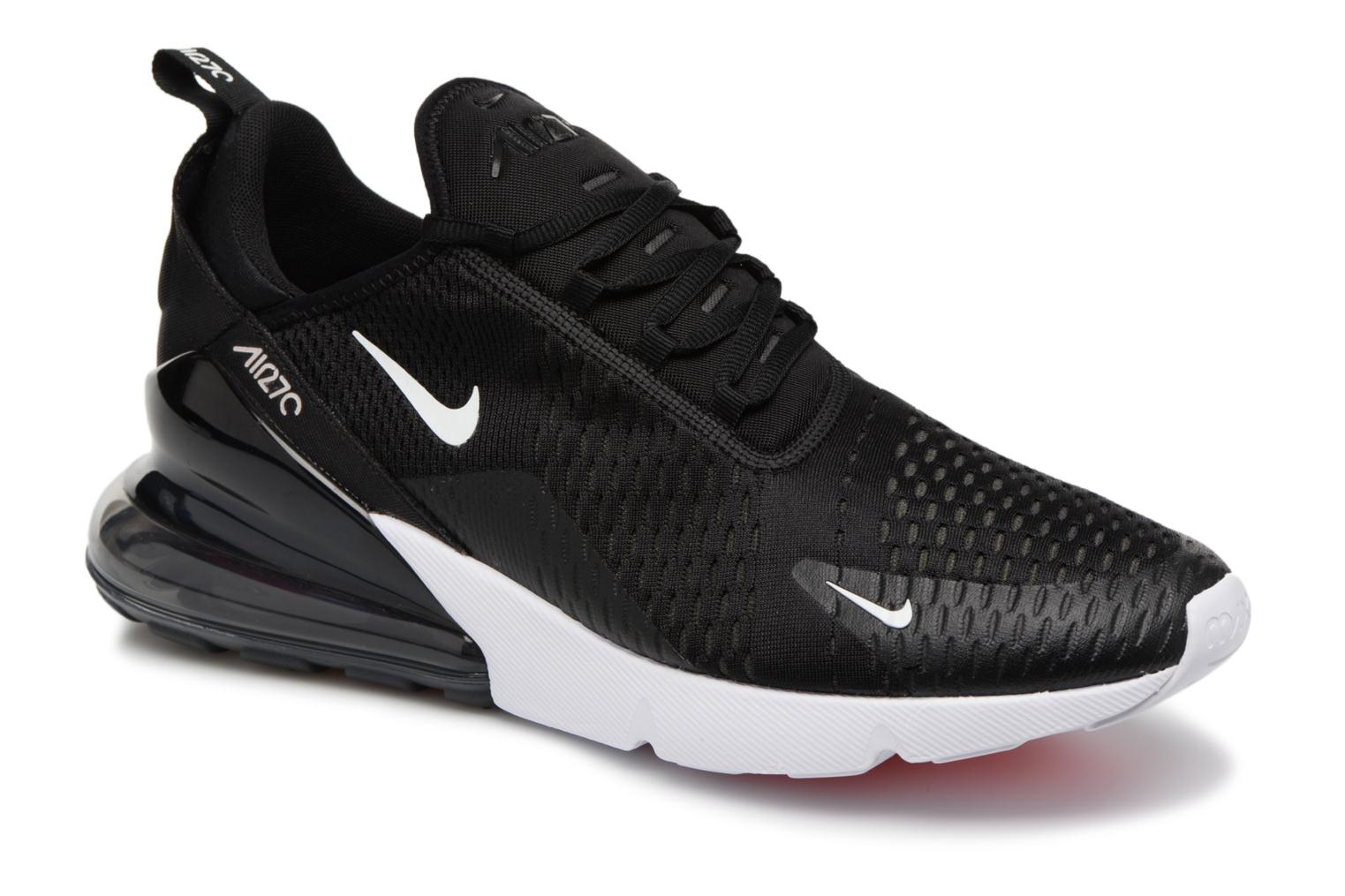 Trainers Nike Air Max 270 Black detailed view Pair view