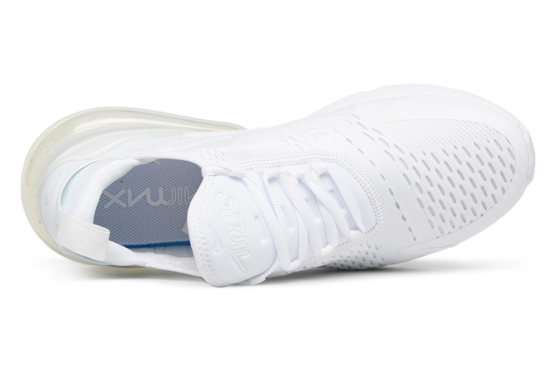 Baskets Nike Air Max 270 Blanc vue gauche