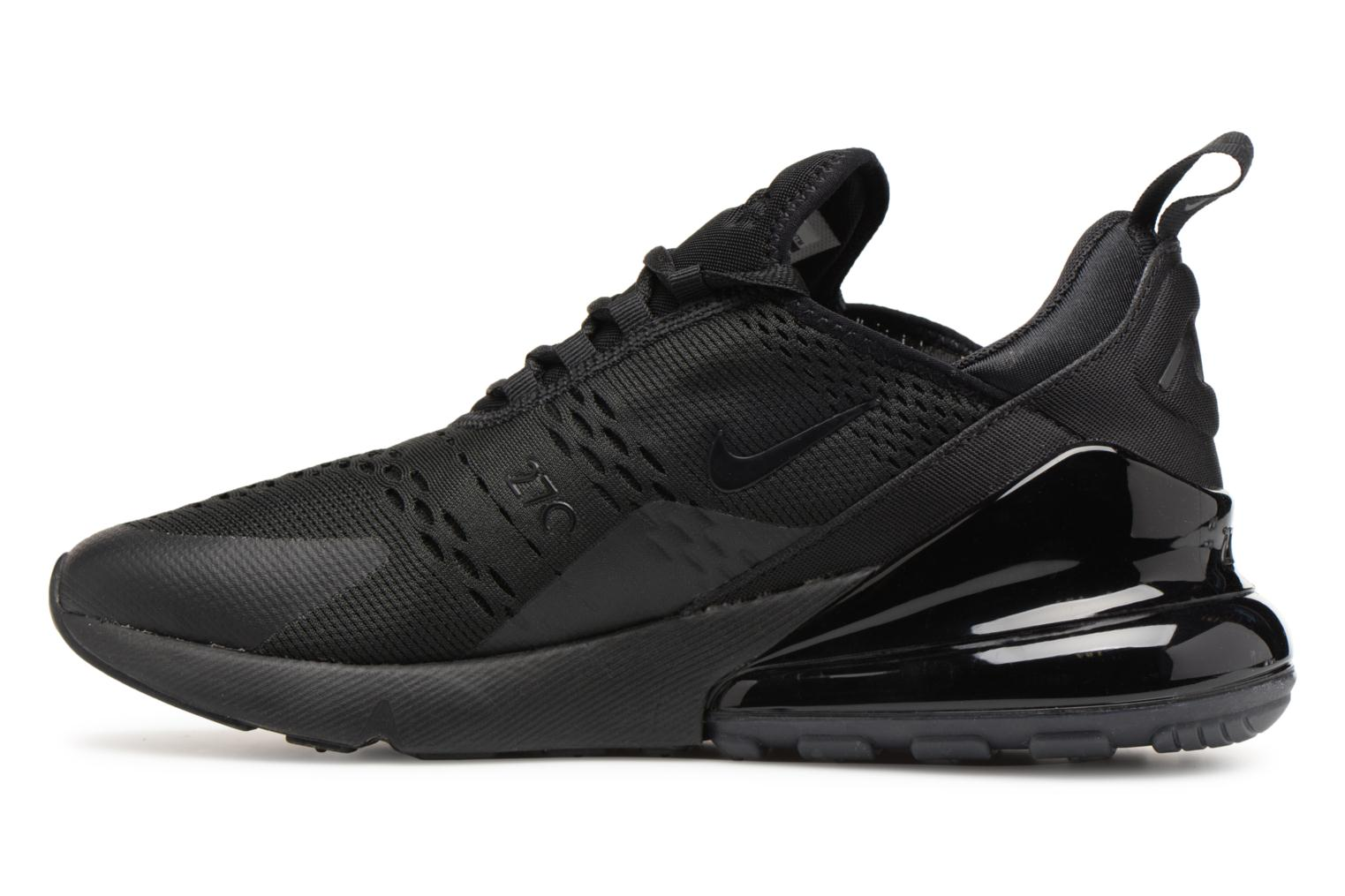 Baskets Nike Air Max 270 Noir vue face