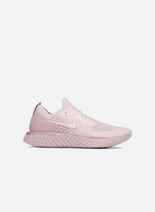 Chaussures de sport Nike Nike Epic React Flyknit Rose vue derrière