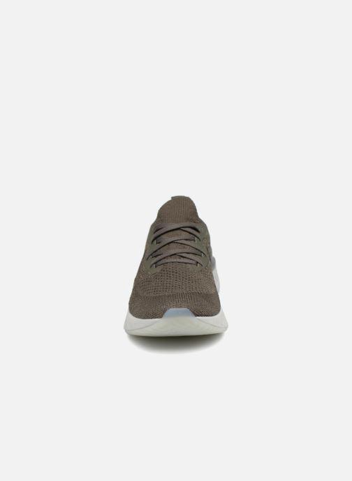 Sportschoenen Nike Wmns Nike Epic React Flyknit Groen model
