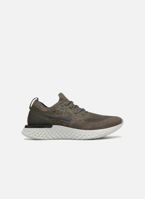 Sportschoenen Nike Wmns Nike Epic React Flyknit Groen achterkant