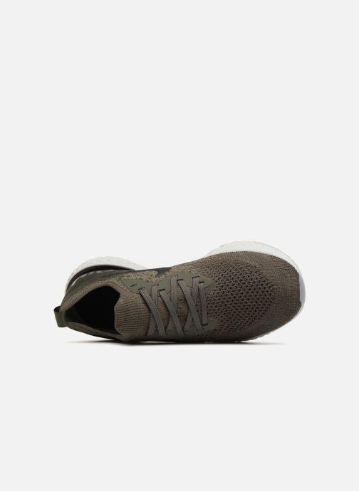 Sportschoenen Nike Wmns Nike Epic React Flyknit Groen links