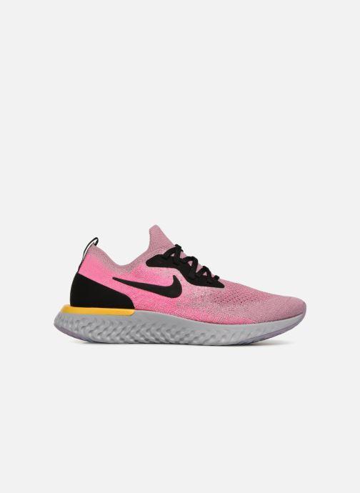 Zapatillas de deporte Nike Wmns Nike Epic React Flyknit Rosa vistra trasera