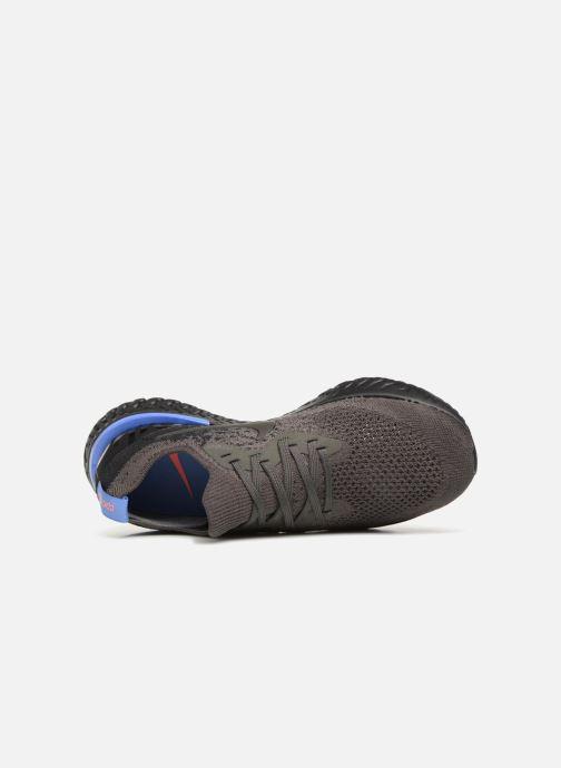 Chaussures de sport Nike Wmns Nike Epic React Flyknit Noir vue gauche