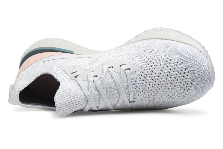 Nike Epic React Flyknit Wmns De blanc Chaussures wq0A4x6w