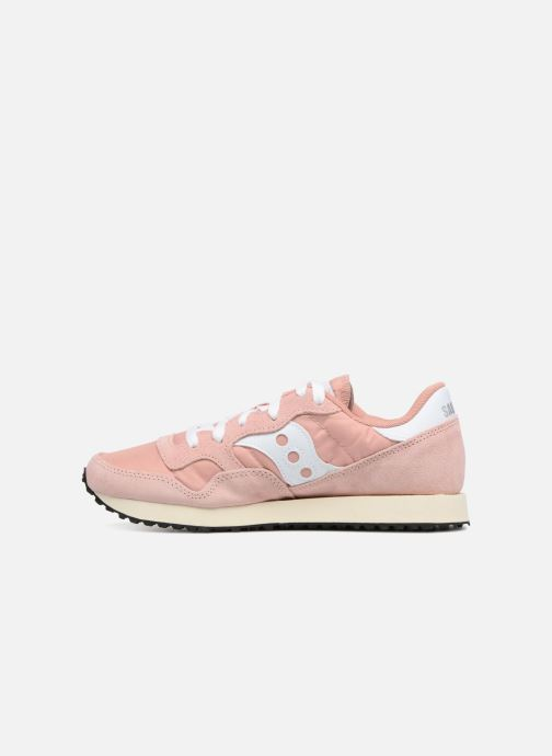Sneakers Saucony Dxn trainer  Vintage Rosa immagine frontale