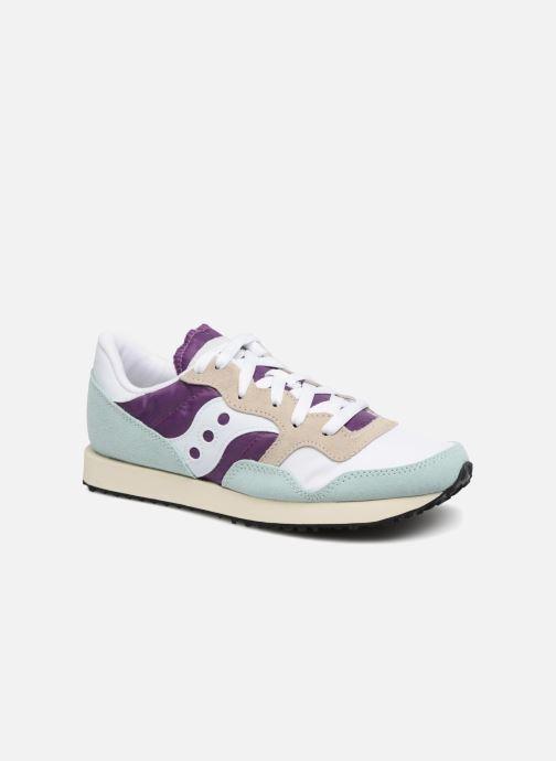 Sneaker Saucony Dxn trainer  Vintage blau detaillierte ansicht/modell