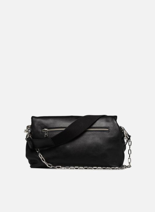 Handtassen Zadig & Voltaire ROCKY Zwart voorkant