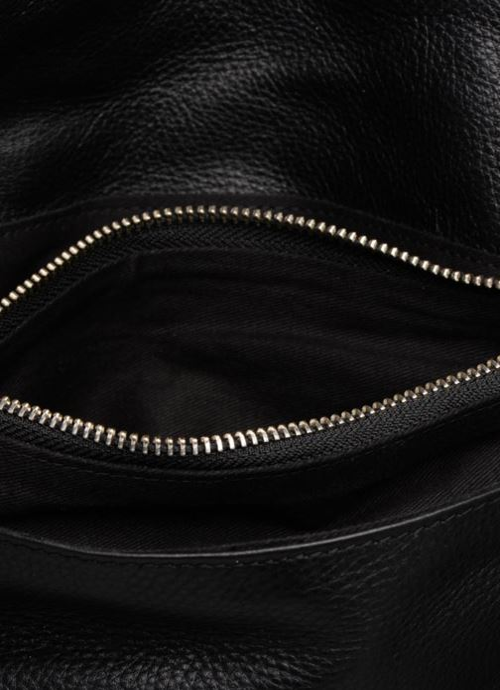Handtassen Zadig & Voltaire ROCKY Zwart achterkant
