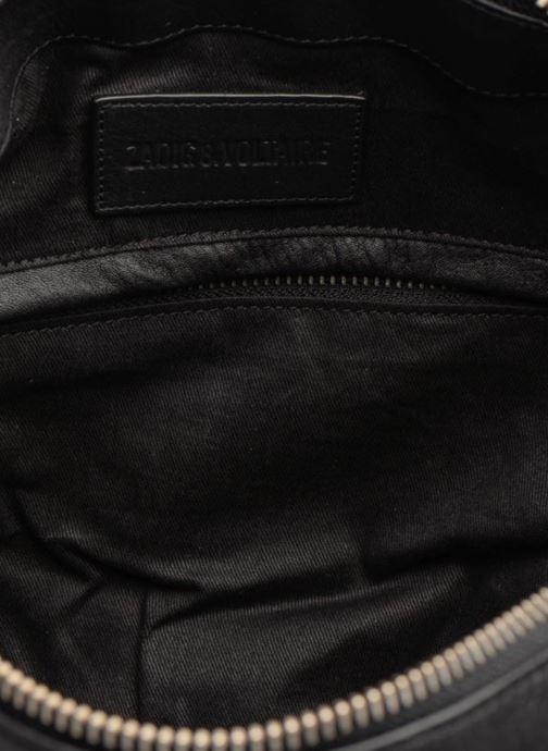 Handtassen Zadig & Voltaire SUNNY MEDIUM Zwart achterkant