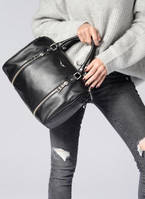 Handtassen Zadig & Voltaire SUNNY MEDIUM Zwart onder