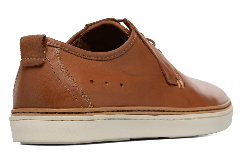 Chaussures à lacets Mr SARENZA Suriva Marron vue face