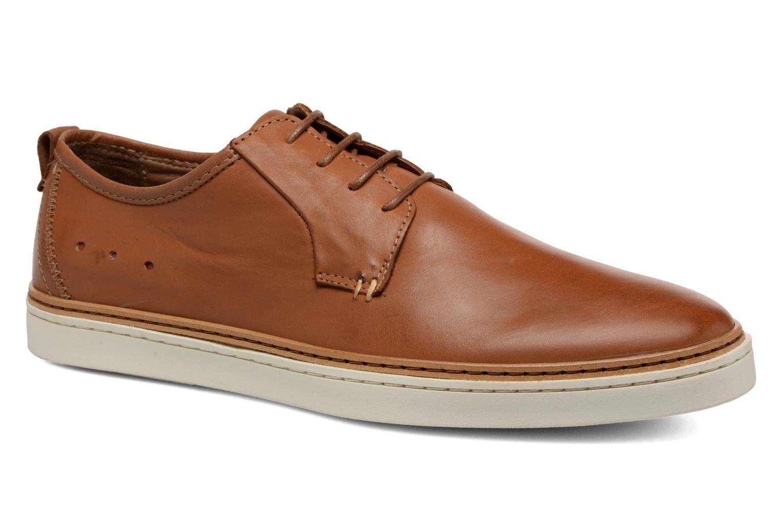 Chaussures à lacets Mr SARENZA Suriva Marron vue droite
