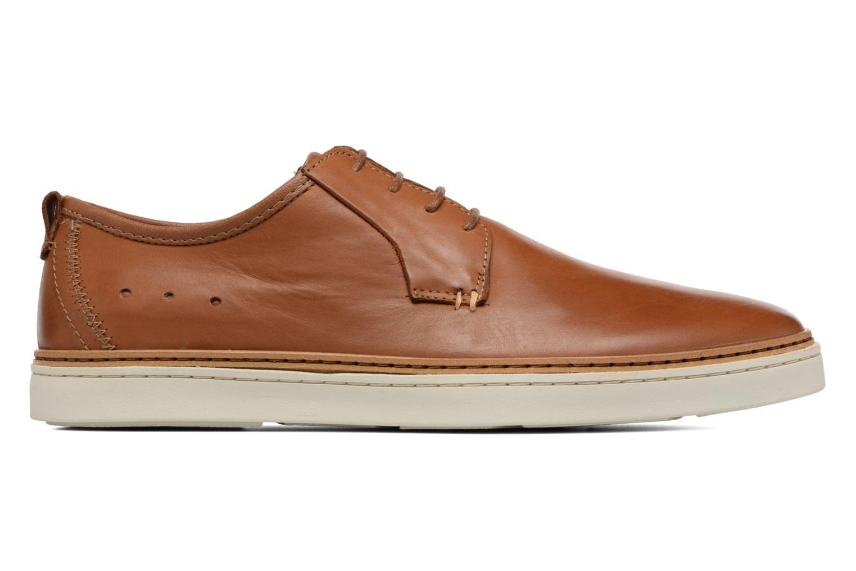 Chaussures à lacets Mr SARENZA Suriva Marron vue détail/paire