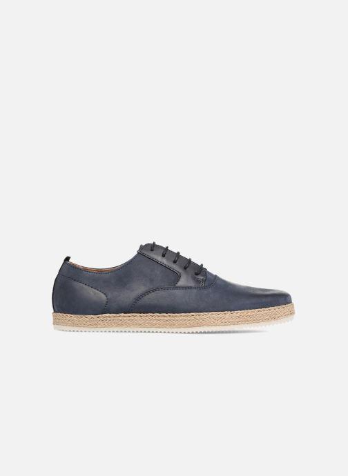 Chaussures à lacets Mr SARENZA Scorda Bleu vue détail/paire